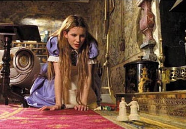 Anne Tilby: Alice Through the Looking Glass and chess