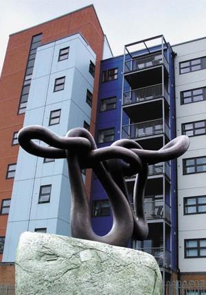 Tilby Bow sculpture2