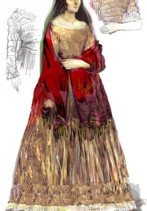 Anne Tilby Il trovatore leonora