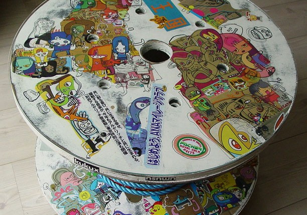 cartoon  cog table