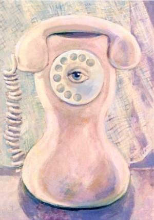 Anne Tilby love phone