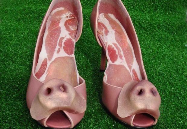 pig shoe
