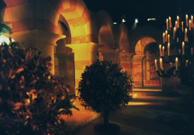 tilby Columbus courtyard