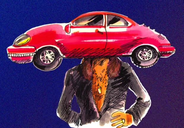 Anne tilby love me love my car 2B