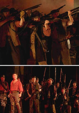 Anne Tilby Il Trovatore : Roberto Alagna  photo by Val Reynolds Brown